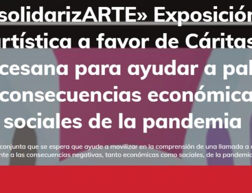 Antiguos Alumnos ceden obras de arte para la exposición «SolidarizARTE» a beneficio de Cáritas Diocesana de Mérida-Badajoz