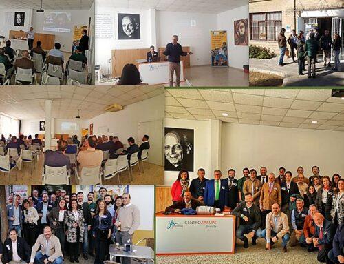 El Centro Arrupe acogió el II Encuentro de AA.AA. en Sevilla