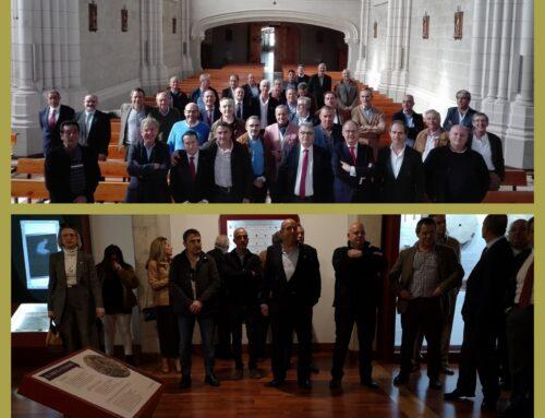 Recuerdos de la última reunión de compañeros antiguos alumnos, la Promoción 1980 pasó por Villafranca