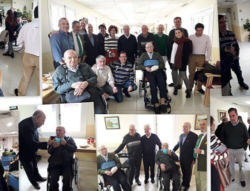 Nueva visita de Antiguos Alumnos a la residencia jesuita de Alcalá de Henares