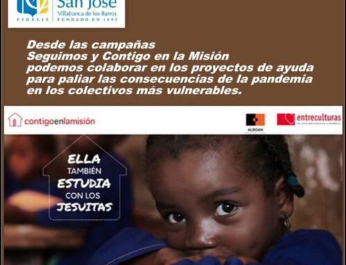 Seguimos y Contigo en la Misión unifican esfuerzos ante las consecuencias de la pandemia