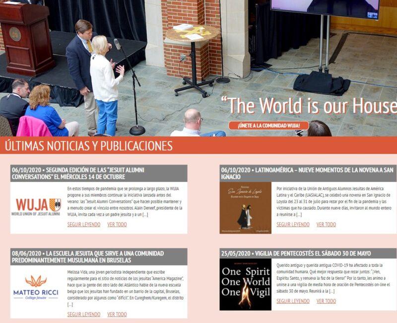 Conversaciones de Antiguos Alumnos de Jesuitas online