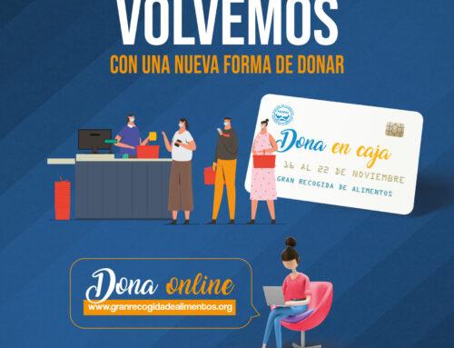 La Fed. Española de Bancos de Alimentos inicia hoy una campaña de recogida