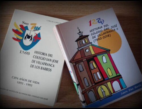 Libros Historia del Colegio San José del Centenario y del 125 aniversario