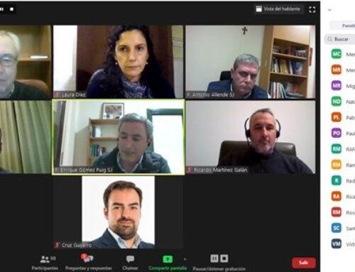 Reunión virtual AAAA-Compañía de Jesús: documento del encuentro