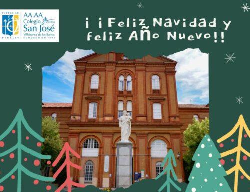 Sin encuentro de Navidad para los AA.AA. del Colegio San José