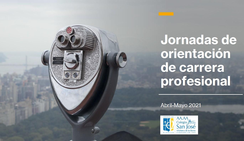 Programa de Orientación Profesional online AAAA Villafranca