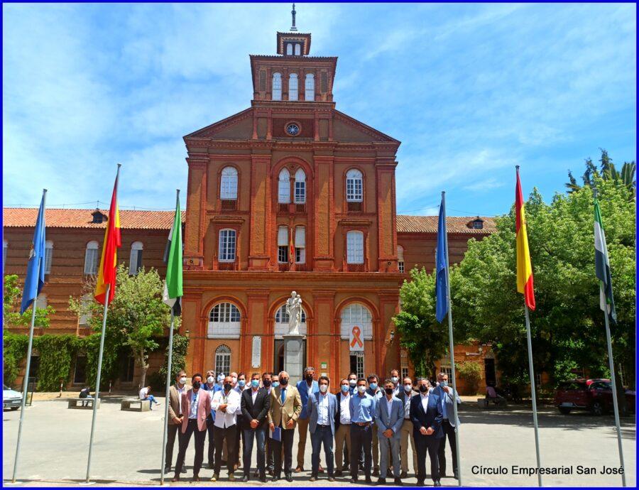 El Colegio San José acoge un encuentro del Círculo Empresarial